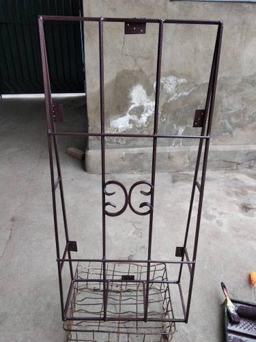 Решётки железные для пластиковых окон в Бишкек