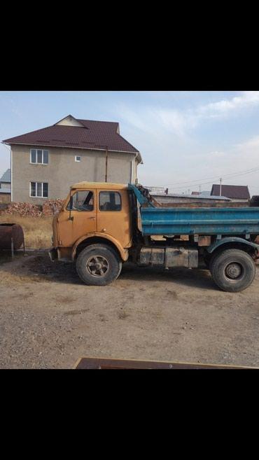 МАЗ срочно на ходу в Бишкек