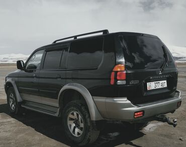 sport forma в Кыргызстан: Mitsubishi Montero Sport 3.5 л. 2001 | 140000 км