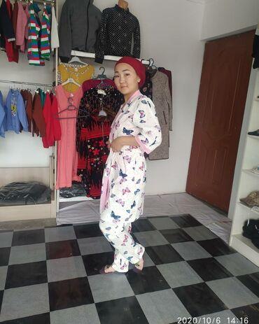 фрунзе гипермаркет бишкек в Кыргызстан: Пижама 3ка Турецкий Кочкор Фрунзе