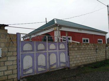 Xaçmaz şəhərində Ev satilir sabran rayonu agaliq kendinde baki xacmaz yol karinda