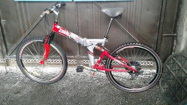 Алюминиевый складной велосипед в Кок-Ой