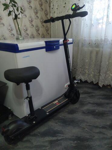 батарейка на гироскутер в Кыргызстан: Электросамокат