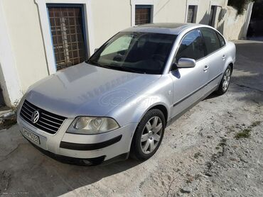Volkswagen Passat 1.8 l. 2001 | 173400 km