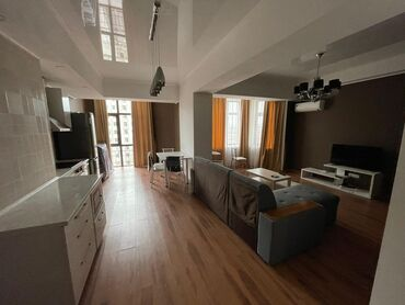 1 комната, 70 кв. м С мебелью