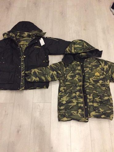 Куртки подростковые на мальчика. в Бишкек
