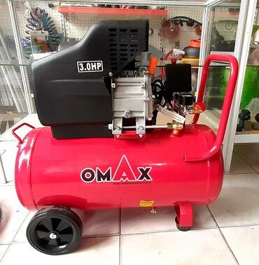 Omax kompressor 50 litr