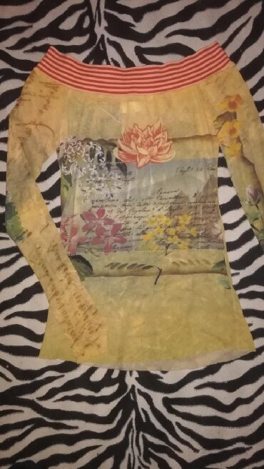 Majica goa - Srbija: Majca polu providna, L velicina ali je mogu nositi i manje i vece veli