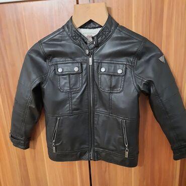 Dečija odeća i obuća - Nis: Kozna jakna-ve6 116