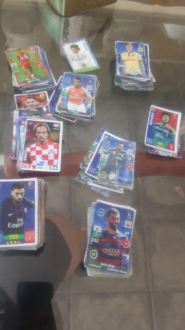 futbol kartlari - Azərbaycan: 343 FUTBOLCU KARTLARI