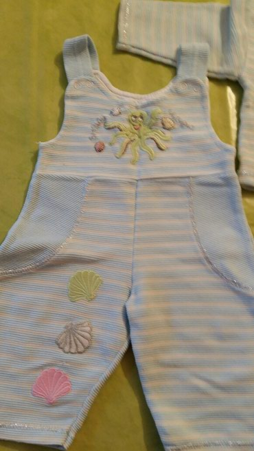 Komplet za bebe vel.6M,polovan i ocuvan bez ostecenja - Petrovac na Mlavi - slika 2