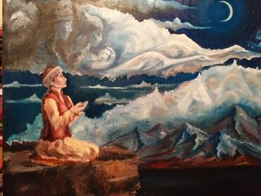 Другие предметы коллекционирования - Кыргызстан: Курсы рисования для всех желающих. Рисунок, живопись,основы композиции