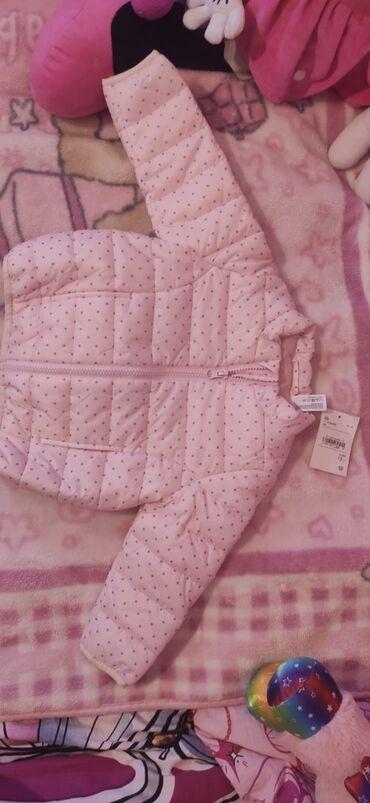 Prolecna jaknica C&A kupljena u Nemačkoj VEL. 86 NOVO