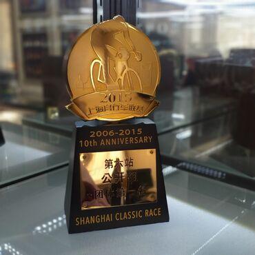 """Кубок """"Shanghai Classic Race 5""""Кубки и Статуэтки на заказ в Бишкеке!"""