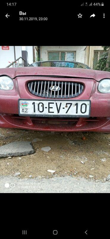 qırmızı bodilər - Azərbaycan: Hyundai Sonata 2 l. 1998 | 377777 km