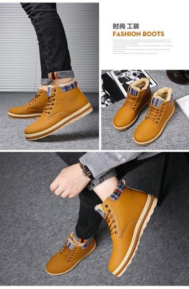 Зимняя обувь в Бишкек