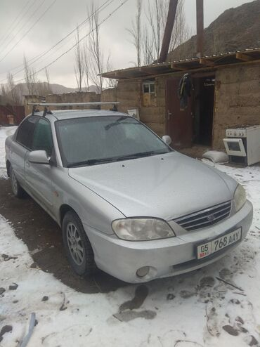 б у шины диски в Кыргызстан: Kia Spectra 1.6 л. 2005 | 220000 км