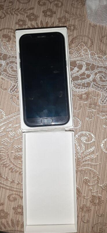 большая клетка для морской свинки в Азербайджан: Б/у Samsung Galaxy A5 2017 32 ГБ Черный