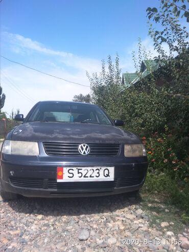 двигатель фольксваген поло 1 4 бензин в Ак-Джол: Volkswagen Passat 1.6 л. 1997