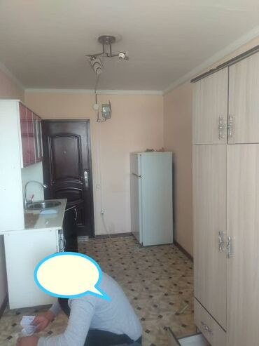 сдается комната in Кыргызстан | ДОЛГОСРОЧНАЯ АРЕНДА КВАРТИР: 13 кв. м, 1 комната, Кондиционер