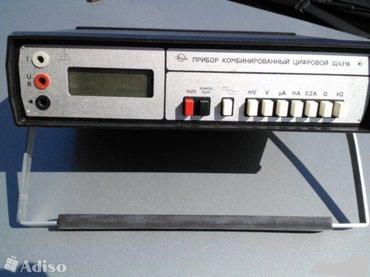 Прибор комбинированный цифровой Щ4316.   в Бишкек