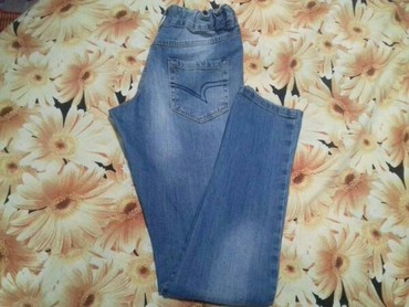 брюки джинсы комбинезоны в Азербайджан: Брендовые джинсы xs и s в отличном состоянии