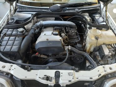 929 elan | NƏQLIYYAT: Mercedes-Benz C 230 2.3 l. 1997 | 331393 km
