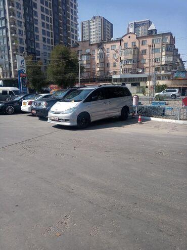 Транспорт в Баткен: Toyota Estima 2.4 л. 2000