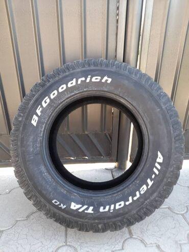купить диски на авто бишкек в Кыргызстан: Продаётся хорошая грязевая резина.  17 265 70 Причина продажи купили о