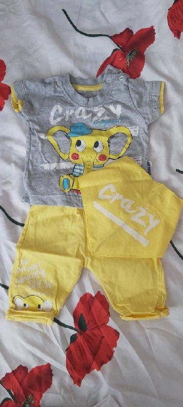 Ostala dečija odeća | Zabalj: Komplet za decaka u velicini 68