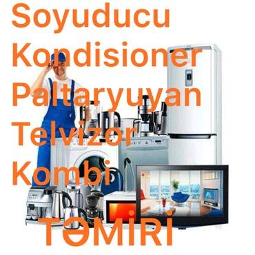 Bakı şəhərində Soyuducu temiri