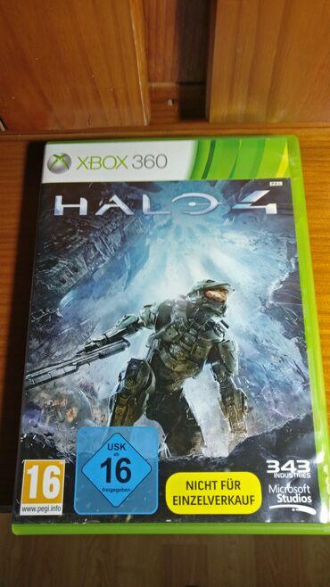 Xbox 360 & Xbox | Srbija: Halo 4 Xbox 360  Polovna igra za Xbox 360 koja je testirana i potpuno