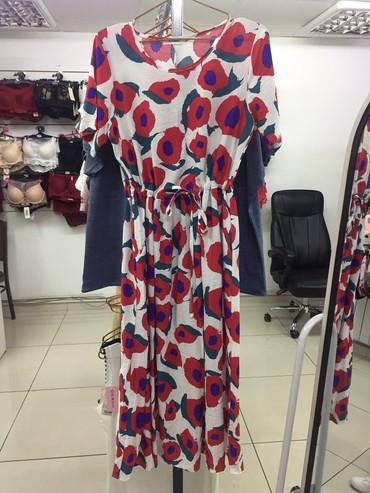 платье в пол батал в Кыргызстан: Платье,стандарт размер