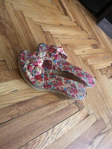 Papuce na potpetice 38broj više ide na 37 - Stara Pazova