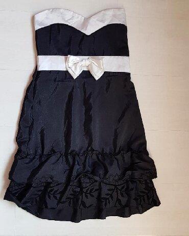 Dres barselone - Srbija: Top haljina iz BarseloneMExtra, prelepo stoji, izazovna, lagana