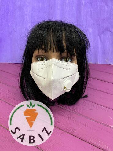 Медтовары - Кыргызстан: Респираторы FFP2, FFP3 защита с выше 90%, маски одноразовые и многораз