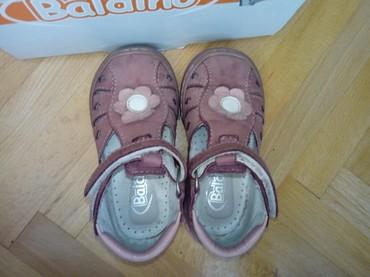 Baldino sandale za devojcice u broju 21 - Pozarevac