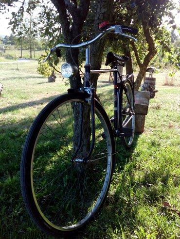 Bicikla - Srbija: Rog sport bicikla 1960 god sve fabricki na njoj