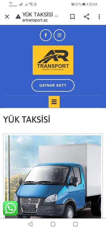 AR transport yük daşıma xidməti sizin həmişə xidmətinizdə. Sərfəli