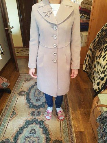 женское пальто турция в Кыргызстан: Продаю пальто женское loreta. производство турция. размер 40, не
