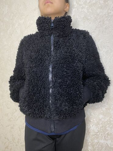 dubljonka s kapjushonom в Кыргызстан: Куртка от Зара Zara размер S-M брала за 100$