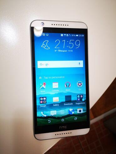 HTC desire 820, bez ijedne ogrebotine, dual sim, baterija odlicna!