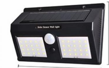 инверторы для солнечных батарей kostal в Кыргызстан: Прожектор на солнечной батарее 40 светодиодовСветит ярко, отлично