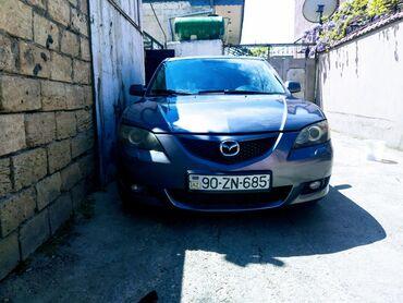 Mazda Azərbaycanda: Mazda Mazda3 1.6 l. 2004