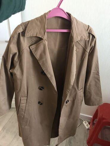 Женская одежда - Чон-Таш: Продается новый плащ. Италия. Состояние идеальное. Размер L. Звоните