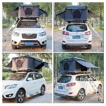 Палатки в Кыргызстан: Палатки на крышу авто  Бокс-палатки и каркасные Цены от 620$   Маркиза