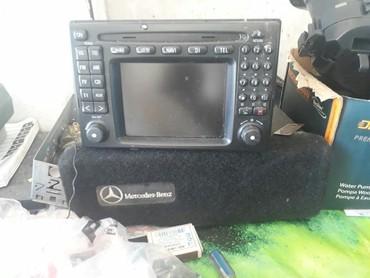 W210 4 gozun radnoy monitori CD cengernen bir yerde. Usden cixma Hec в Bakı