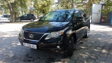 Lexus RX 3.5 л. 2009 | 140000 км