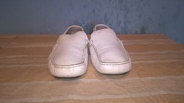 Bez cipele - Srbija: Muske cipele broj 46-duzina gazista je 30 cm.- bez ostecenja