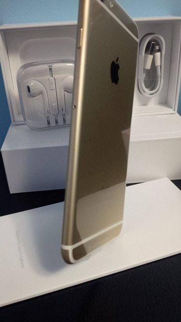 A BRAND NEW APPLE IPHONE6 32GB σε Ιεράπετρα